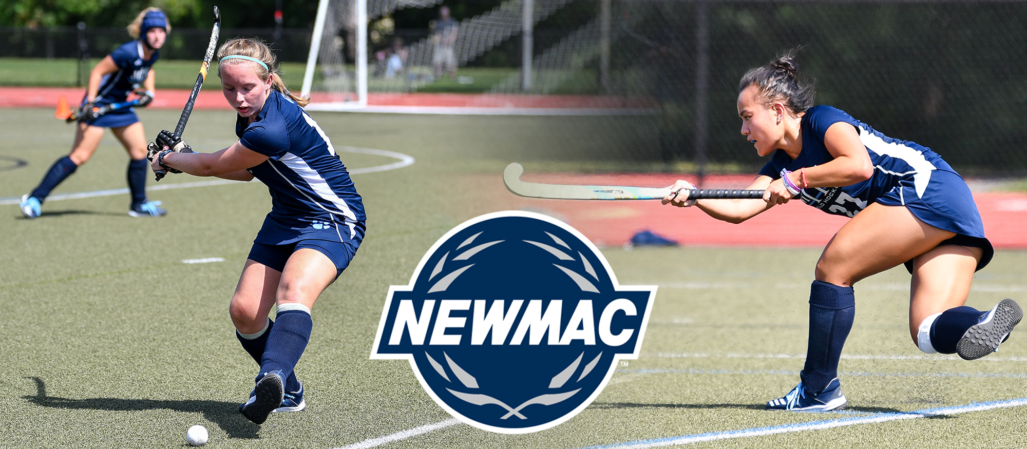 Aaronson and Golding-Powers Collect NEWMAC Field Hockey All-Conference Honors