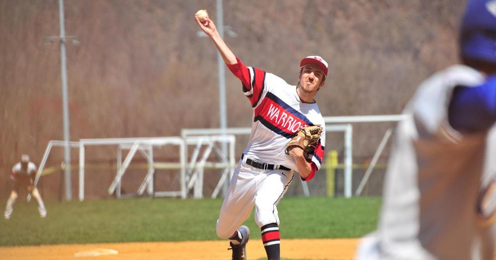 Playoff Run Ends in Opening Round as PhilaU Defeats Baseball 2-1