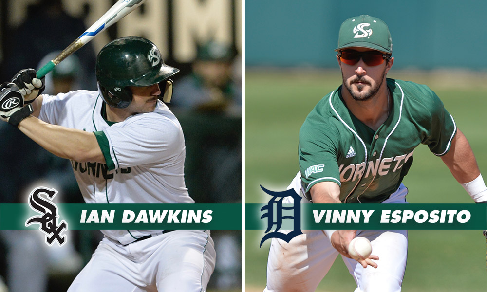 DAWKINS, ESPOSITO SELECTED ON THIRD DAY OF THE 2018 MLB DRAFT