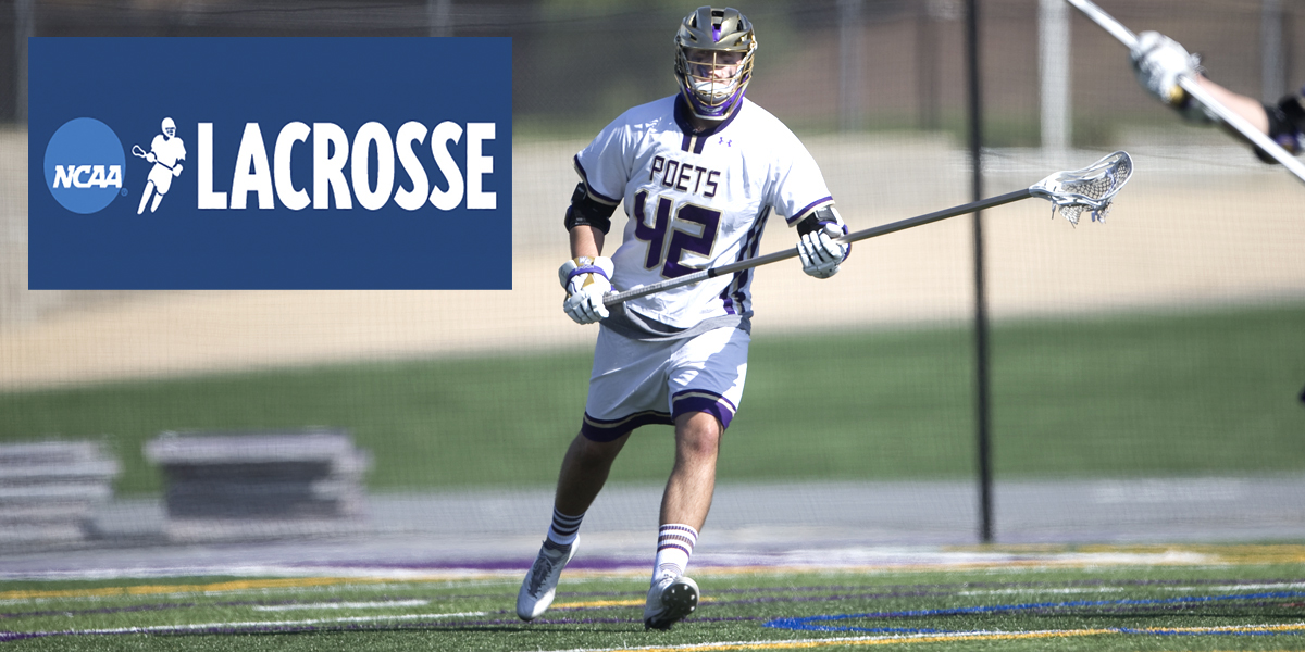 Men's Lacrosse leads NCAA Division III in caused turnovers