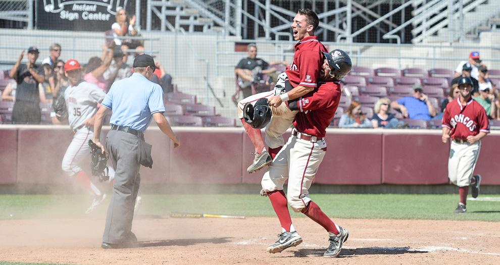 Braff's Walkoff Hit Propels Broncos into WCC Baseball Championship