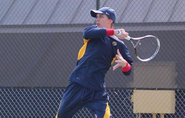 Coker Men's Tennis Shuts Out Shaw 6-0