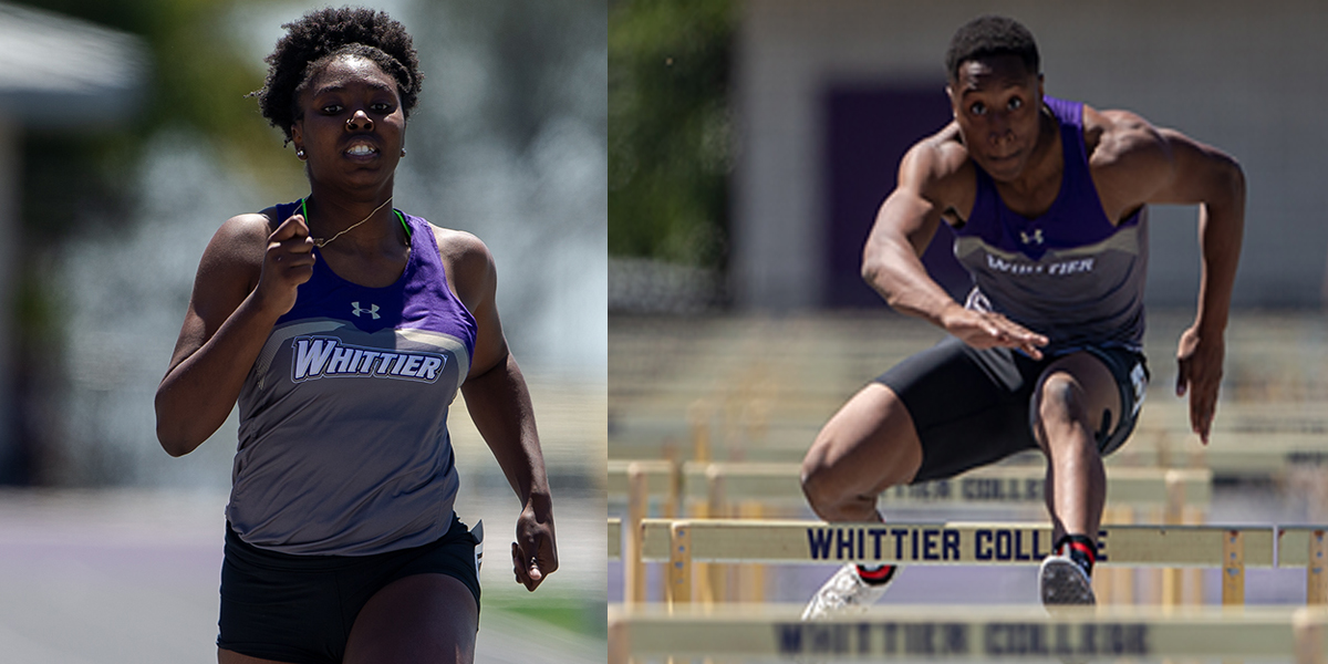 Track & Field: Small Group of Poets Compete at Oxy Invite