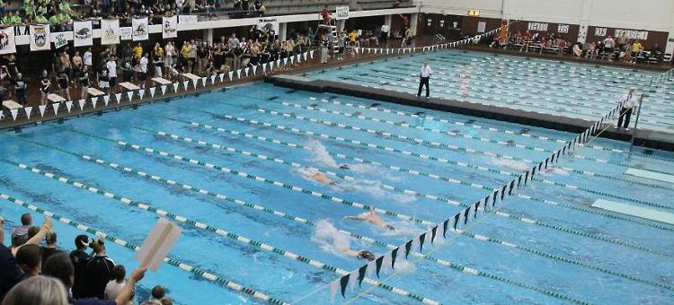 swimming diving to host kids kicking cancer swim clinic cleveland state university