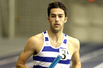 Holgate qualifies for NCAAs in mile run at BU