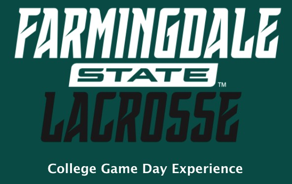 Farmingdale State Men's Lacrosse to host College Gameday Experience