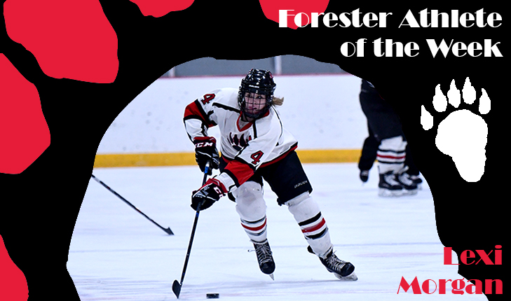 Lexi Morgan Named Forester Athlete of the Week