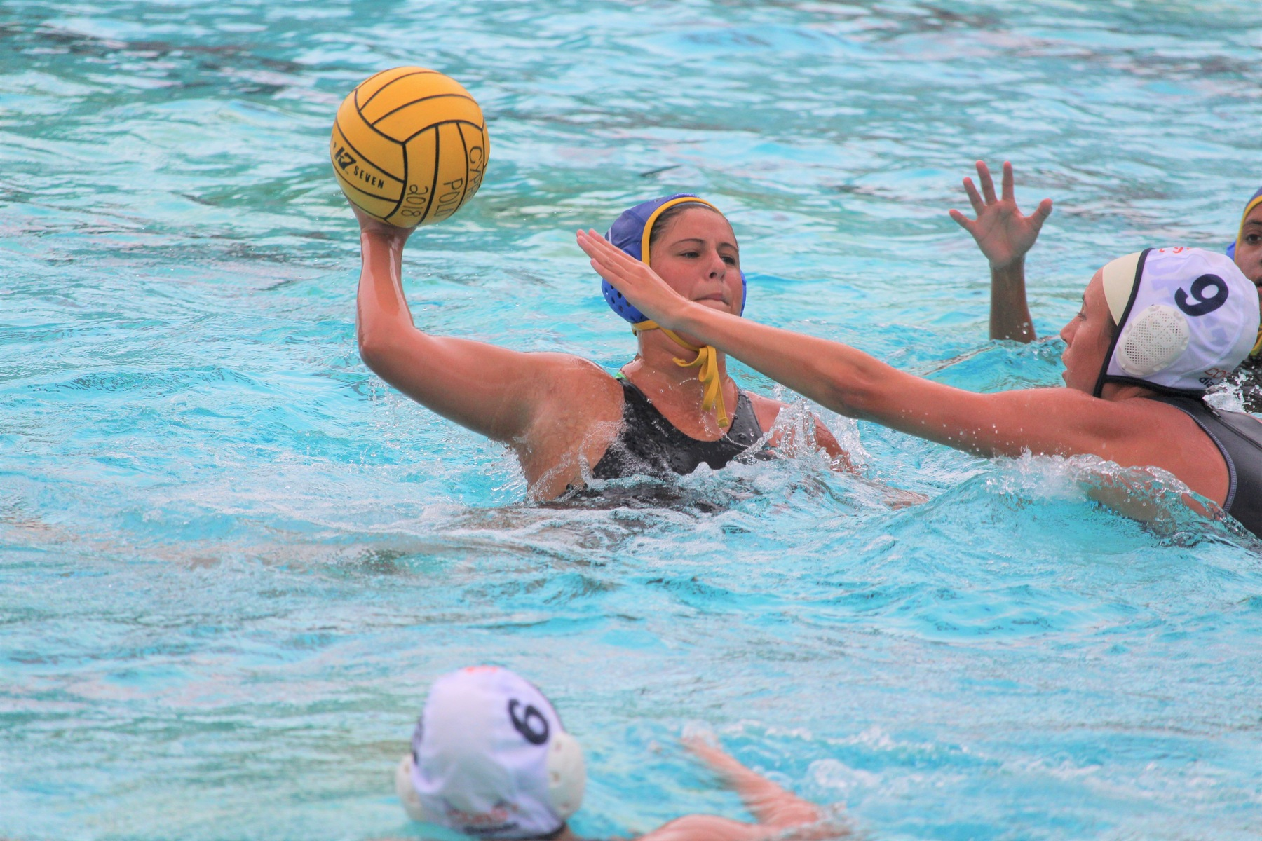 Lady Chargers Win Fifth Straight, Knock Off Pirates in OT 12-10