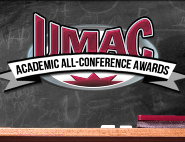 Six Earn UMAC Academic All-Conference Awards