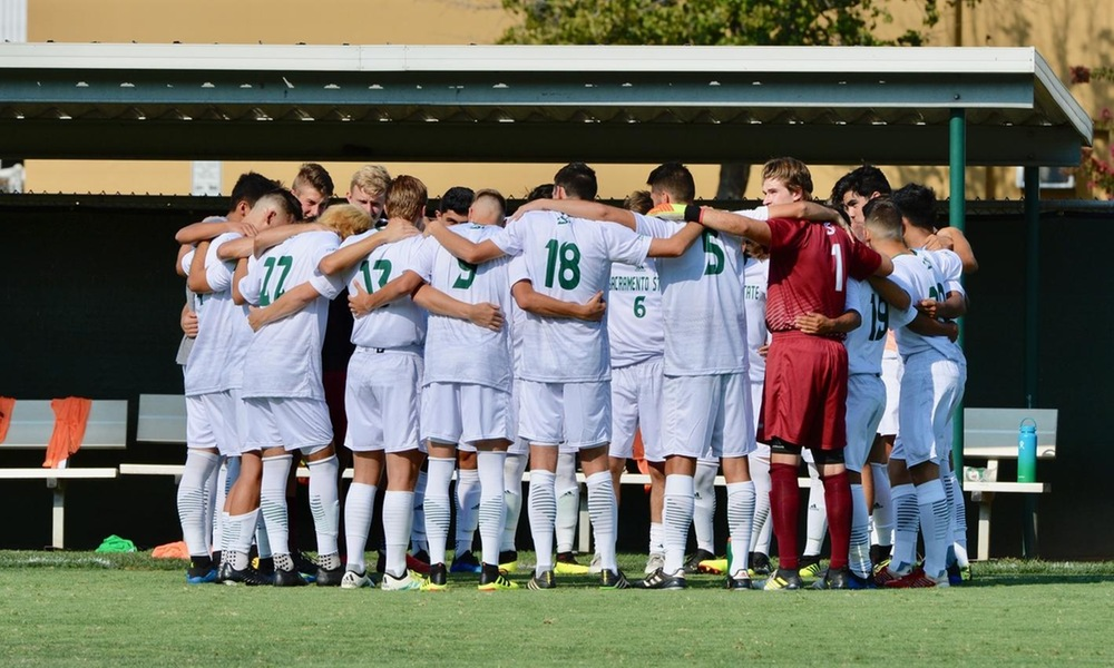 MEN'S SOCCER RANKED #9 IN LATEST FAR WEST REGION POLL