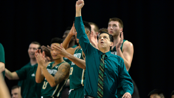 MEN'S HOOPS SET FOR BIG SKY QUARTERFINALS VS MONTANA ON THURSDAY NIGHT
