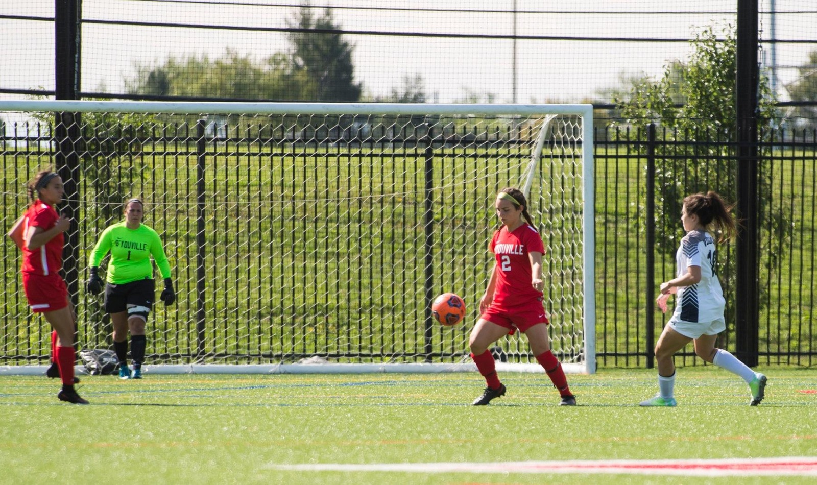 Third Straight Shutout Gives Women Victory over Hilbert