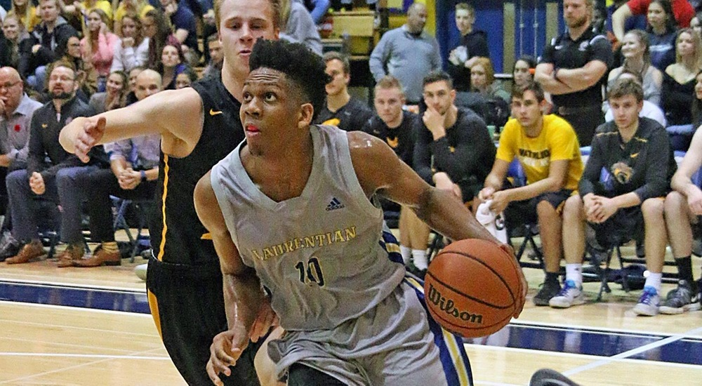 MBB | Voyageurs Pull Away From Lakers in 4th