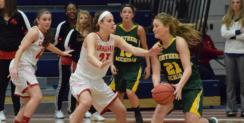 Hannah Settingsgaard played stellar defense in the team's victory over the Storm...