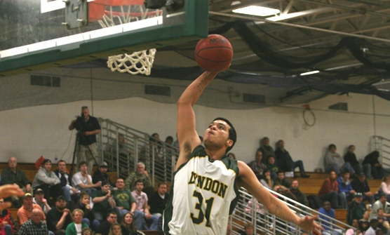 Lyndon secures playoff bid with win over Castleton