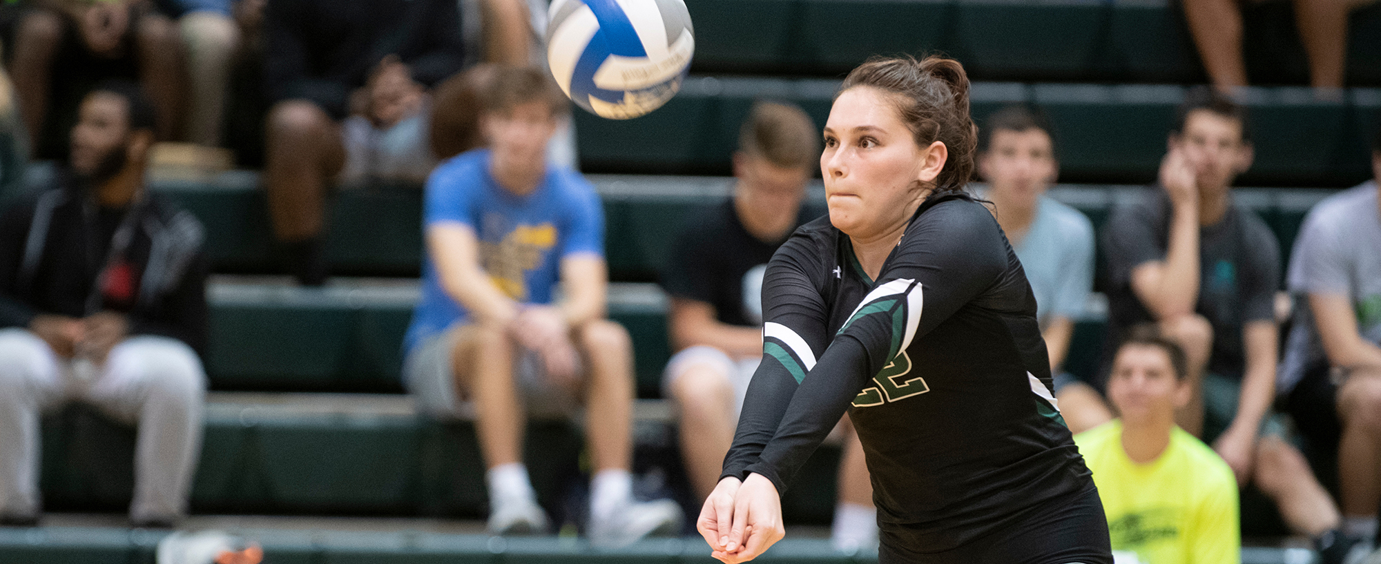 Women's Volleyball Drops A Pair at W&L