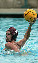 18th-Ranked Men's Water Polo Drops A Pair of Contests