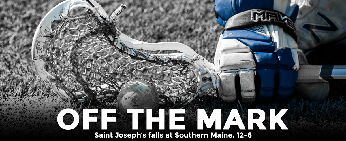 Southern Maine Defeats Saint Joseph's, 12-6