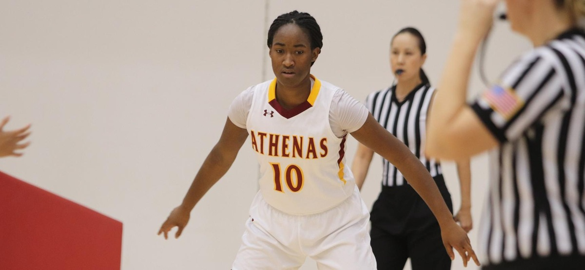 Maya Love Named SCIAC Defensive Player of the Week for CMS Women's Basketball