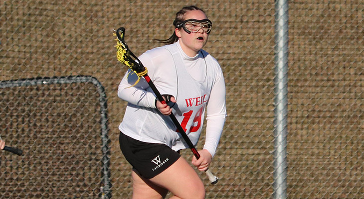 Bartosz Shines In Hometown Return, Women's Lacrosse Wins