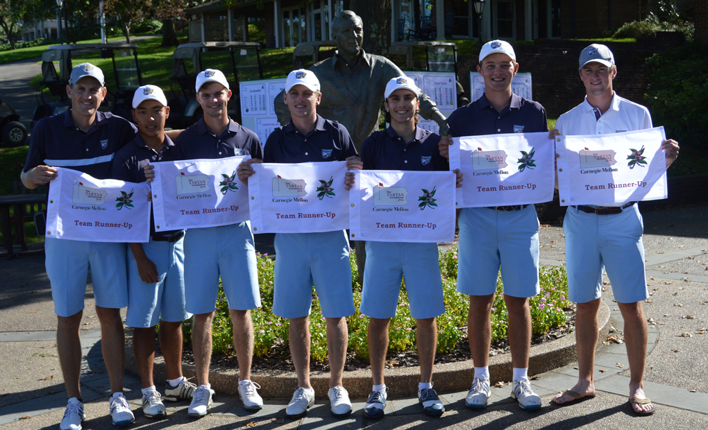 Emory Golf Edged In Playoff At Tartan Invitational - Organisak Brings Home Medalist Honors
