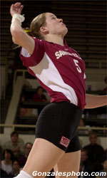 No. 19 Volleyball Sweeps University of Denver