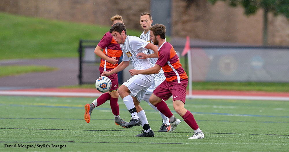 More OT For Men's Soccer