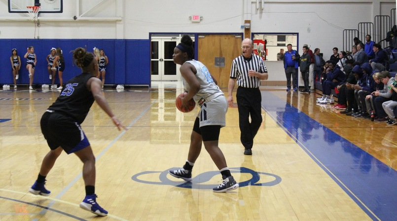 Lady Cougars Fall to Snead State, 67-54