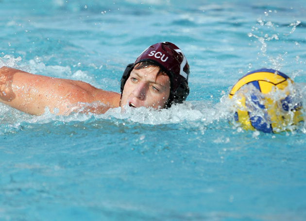 Ten Men's Water Polo Players Earn ACWPC All-Academic Accolades