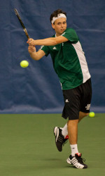 Men's Tennis Falls To Green Bay In HL Championship Match