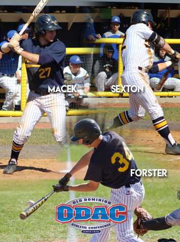 Emory & Henry Baseball Earns Three Spots On All-ODAC Teams