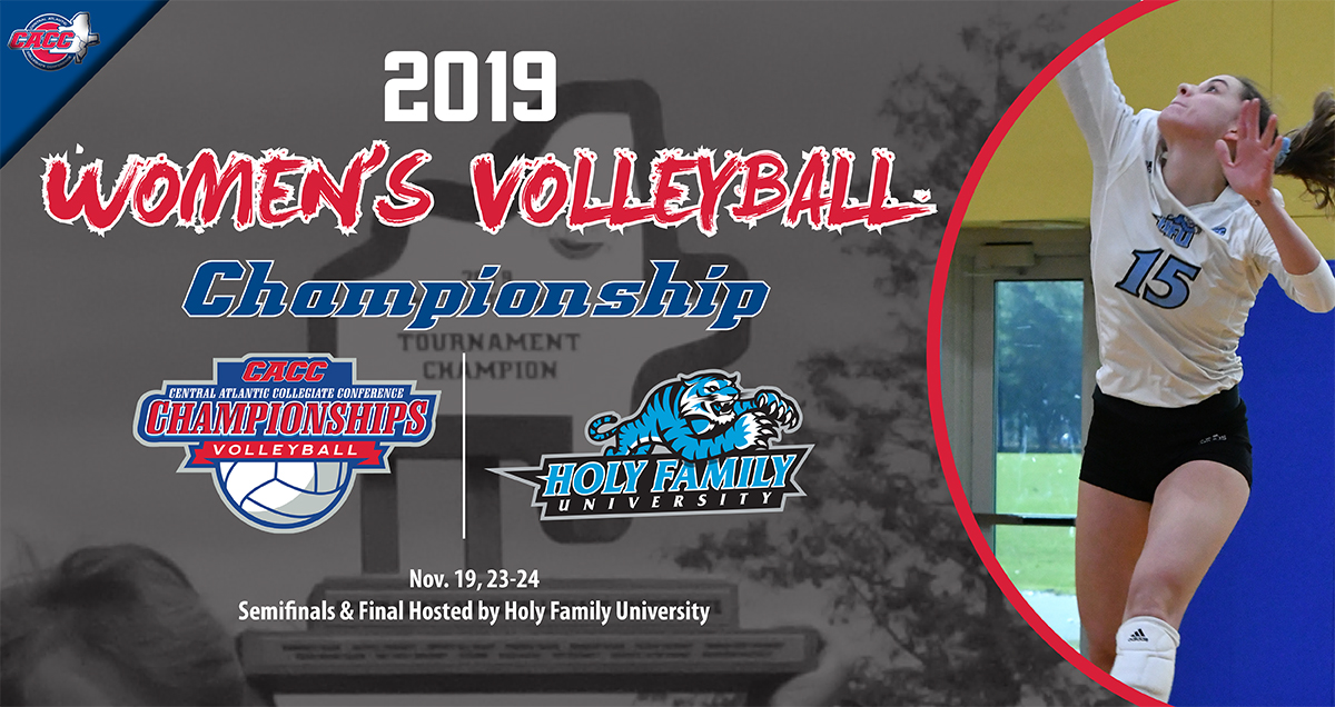 Holy Family to Host 2019 CACC Women's Volleyball Championship