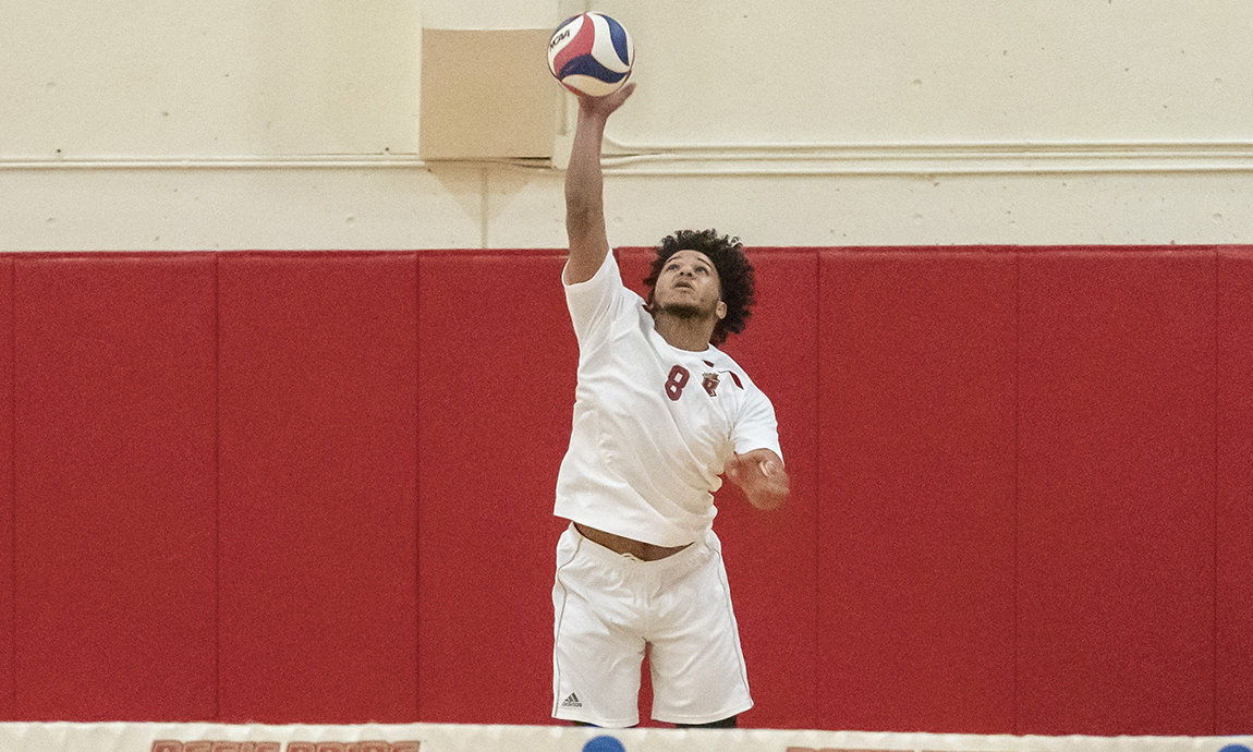 Men's Volleyball Rebounds with Saturday Sweep