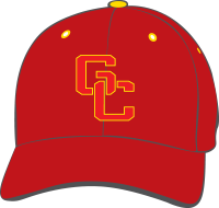 Glendale College Vaqueros Hat with Logo