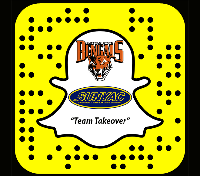 "SUNYAC Snapchat ""Team Takeover"": Buffalo State women's soccer, Saturday 9/30"