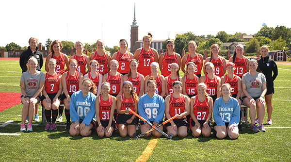 2015 Wittenberg Field Hockey