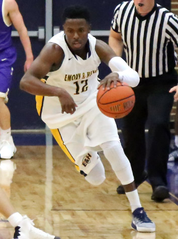 Emory & Henry Men's Basketball Gets Buzzer-Beater Win Over LaGrange, 80-78, Friday At Covenant Classic