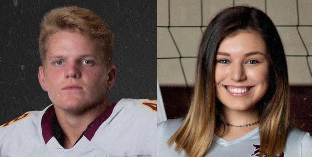 Thoennes, Mitchell named Forrest Health Wildcats of the Week