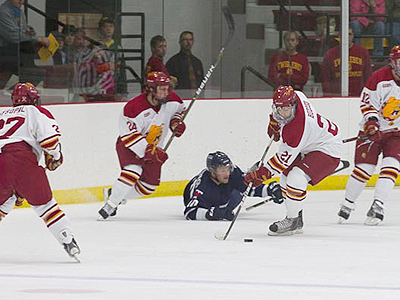 Ferris State Hockey Notes (Games 3-4)
