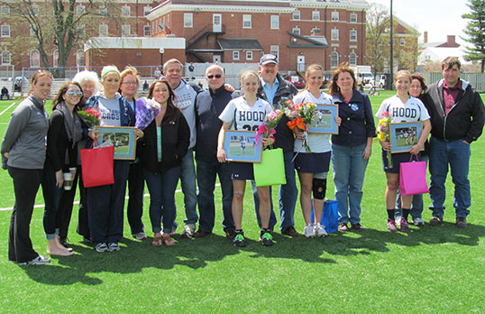 Women's Lax Falls to Lycoming, 14-2, on Senior Day