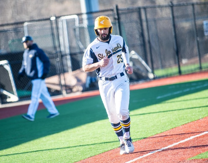 Baseball Takes Two From Yeshiva
