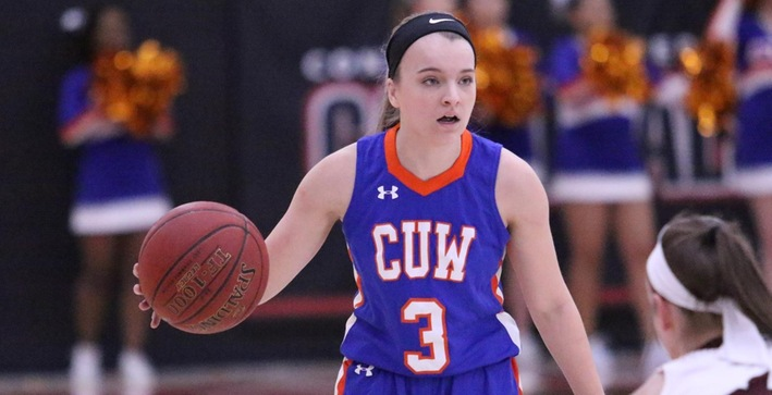 Women's Basketball falls at NACC-leading Wisconsin Lutheran