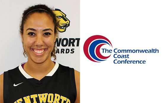 Rogers Named Second Team All-CCC
