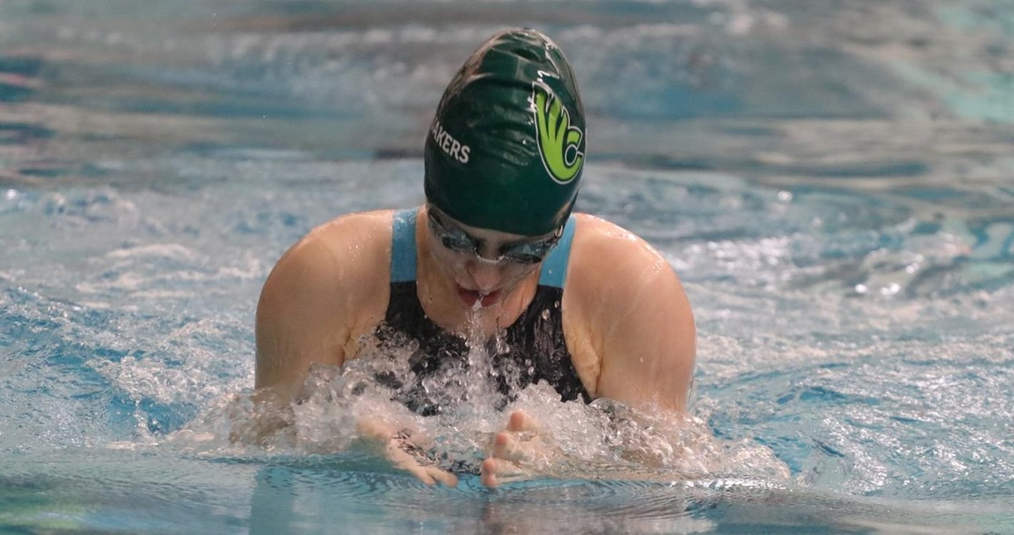 Ten Women's Swimmers Compete in Consolation Finals on Day Two of OAC Championships