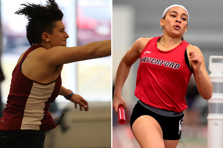 Lopez, Conley Secure Weekly Honors