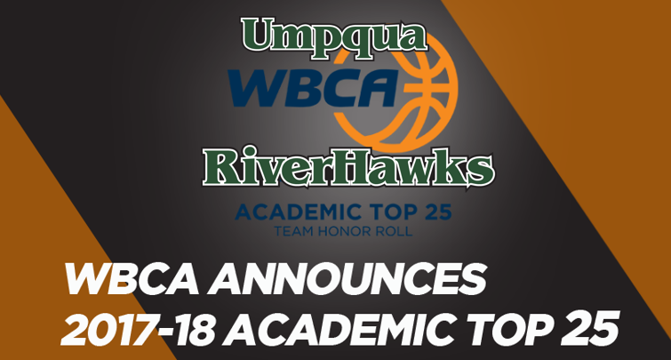 Umpqua Women's Basketball Tops off Historic Season with #5 National G.P.A. Ranking