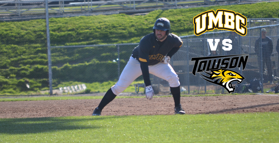 UMBC Baseball Travels up the Beltway for a Mid-Week Clash with Towson on Wednesday