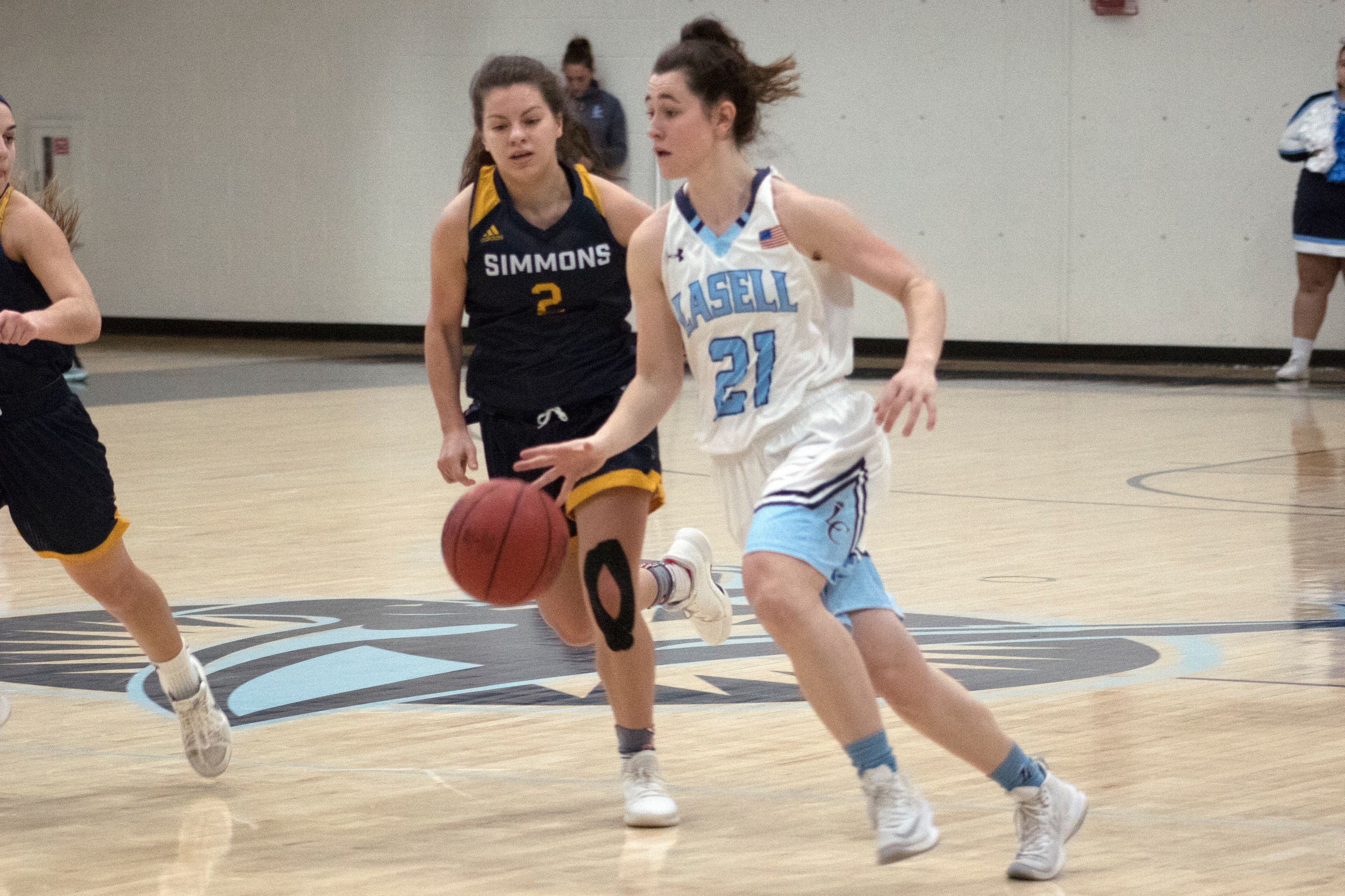 Lasell Women's Basketball defeats Mount Ida in season finale