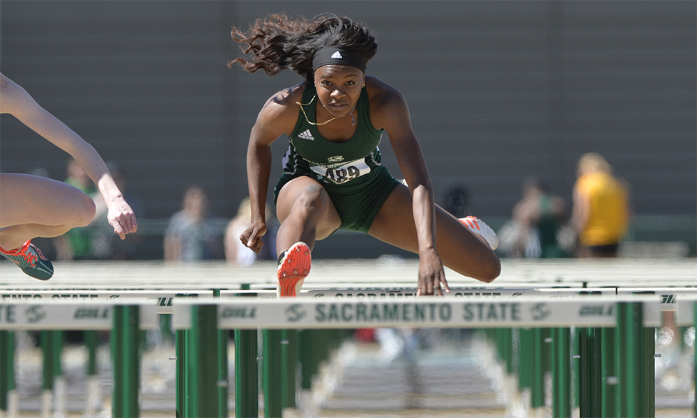 TRACK & FIELD COMPETES IN THE 14TH CAUSEWAY CLASSIC ON FRIDAY IN DAVIS