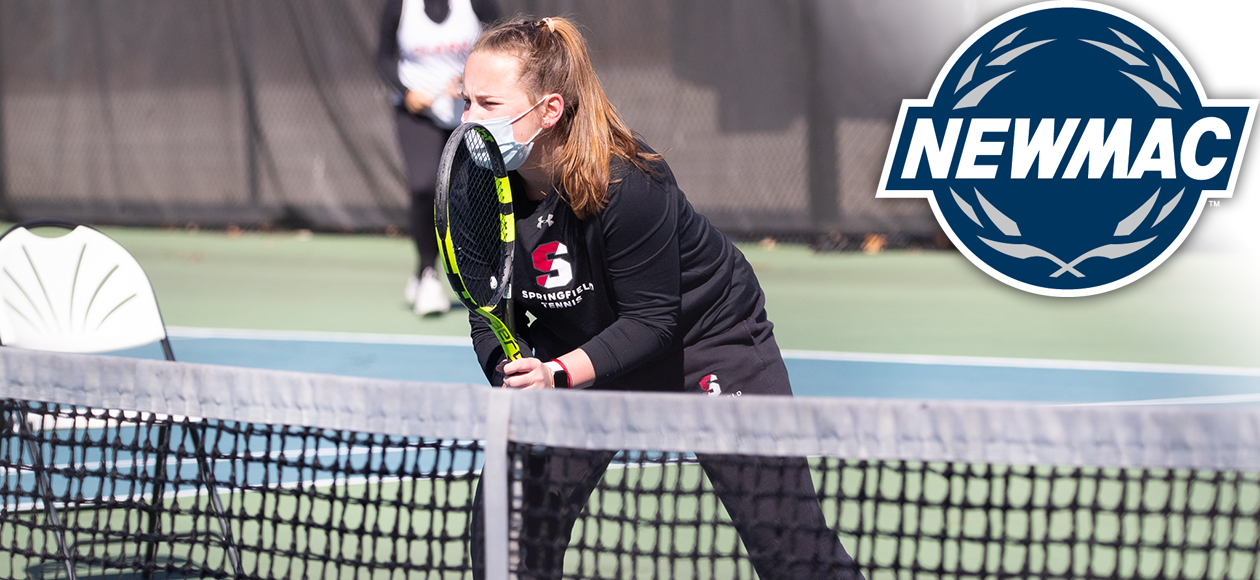 Malz Tabbed To NEWMAC Women's Tennis Weekly Honor